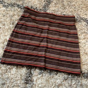 $5 PATTERNED NORDSTROM MINI PENCIL SKIRT